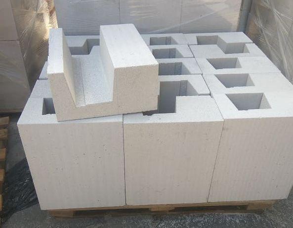 У Блок (U Блок) из газобетона для армировки