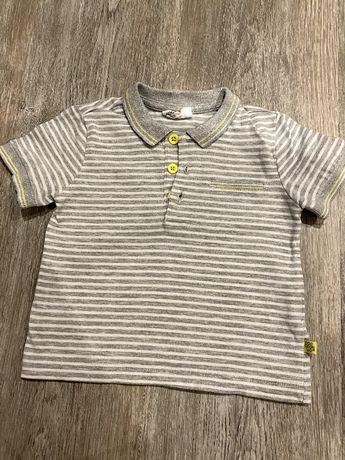 Koszulka chłopięca Coccodrillo 80 polo