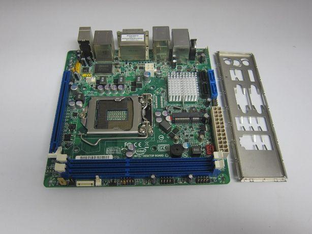 Intel DQ67EP (Socket 1155) mini-ITX