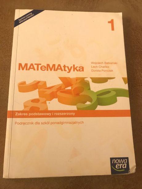 Matematyka 1 zakres rozszerzony Babiański