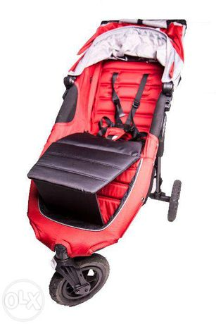 Podnóżek do wózka Baby Jogger City Mini, Gt, Summit X3, DOUBLE