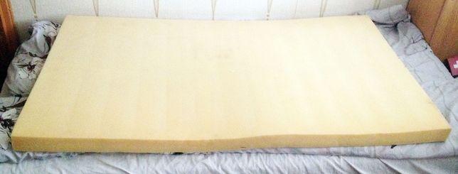 MATERAC DZIECIĘCY bez pokrowca 140 x 80 cm