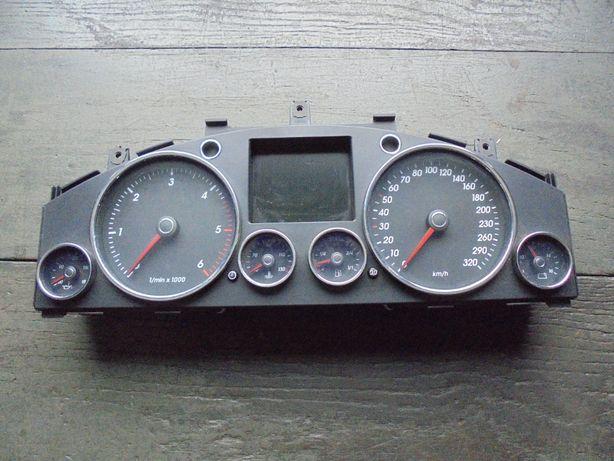 VW TOUAREG 7L 5,0 TDI LICZNIK zegary LICZNIKI 7L6.920880H kolor EU