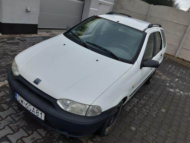 Fiat Palio 1.2 benzyna kombi
