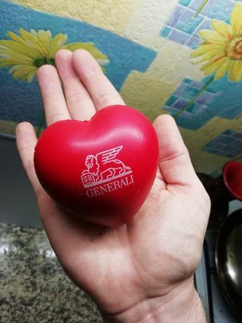 Serce do ćwiczeń dłoni