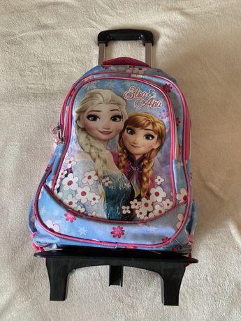 Trolley escolar frozen