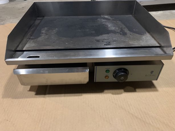 Patelnia płyta grzewcza elektryczna ROYAL catering