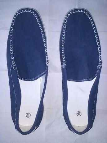 Buty męskie mokasyny 44, nowe