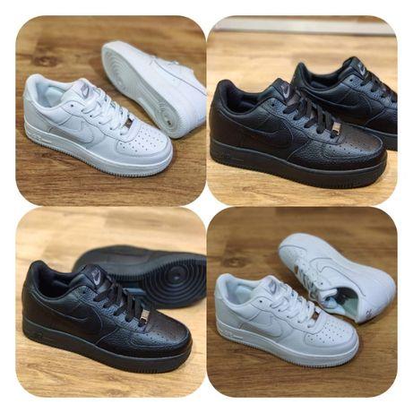 Подростковые и мужские кроссовки Nike Air Force (унисекс), 37-46-й р.