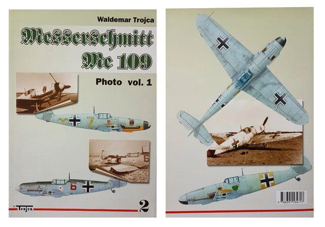 Messerschmitt ME109 Waldemar Trojca