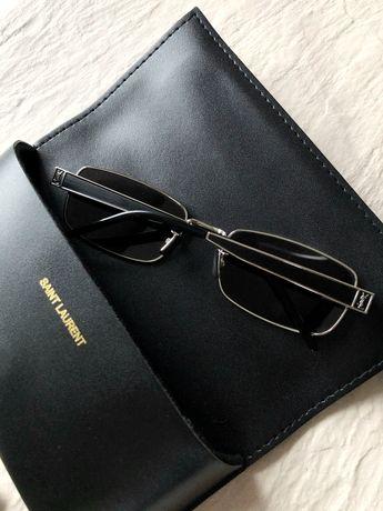 Солнцезащитные очки YSL Yves Saint Laurent SLM49 002 sunglasses