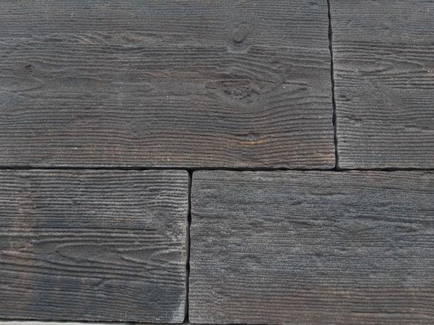 Old Wood kostka brukowa płyty tarasowe drewnopodobne bruk płytki taras