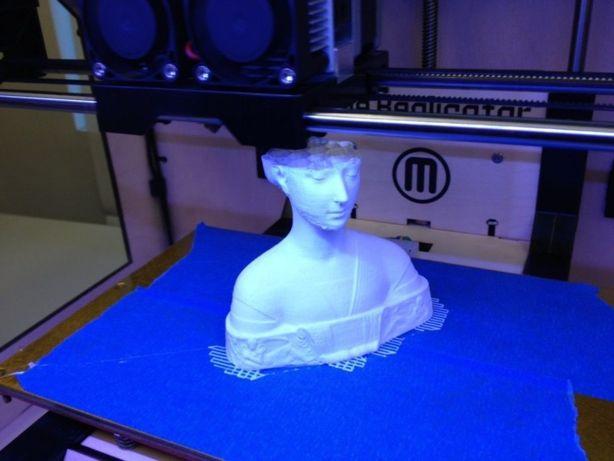 3D печать Чернигов - фотополимерная (SLS) 3D печать