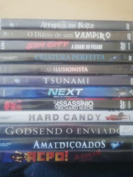 Conjunto Filmes DVD
