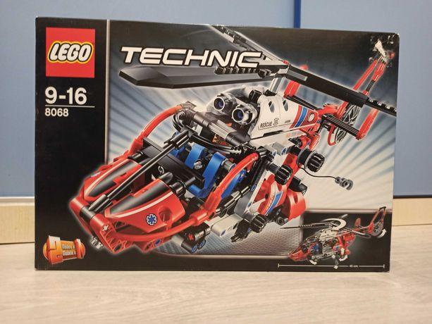 Lego Technic 8068 Спасательный вертолет 2в1. 9-16 лет