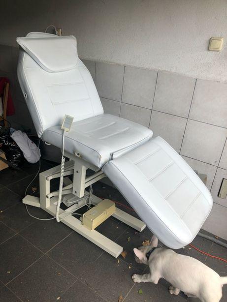 Lóżko kosmetyczne elektryczne. elektryczny fotel kosmetyczny