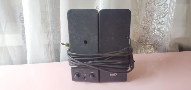 Колонки для компьютора или ноутбука.