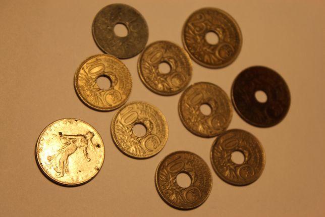 Stare monety Francja
