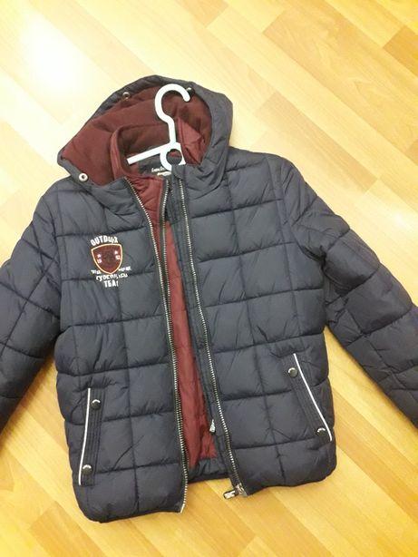 Зимняя курточка фирмы CsA