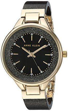 ОРИГИНАЛ | НОВЫЕ: Женские часы ANNE KLEIN AK/1408BKBK! Гарантия!