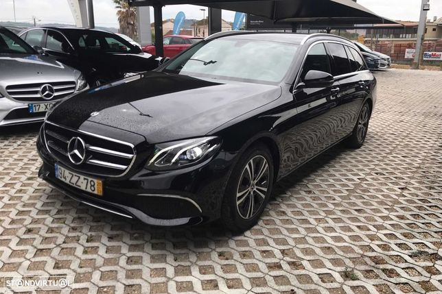 Mercedes-Benz E 220 D Avantgarde