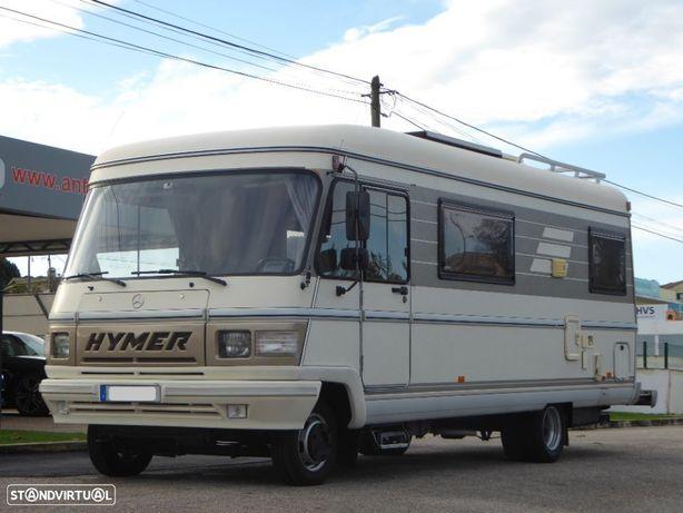 Hymer Classe S 660  6 lugares com AC