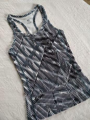 H&M , Nike спортивная майка, футболка для спорта, топ