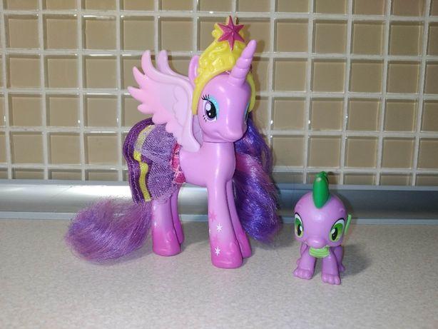 My Little Pony Twilight Sparkle Spike Zestaw