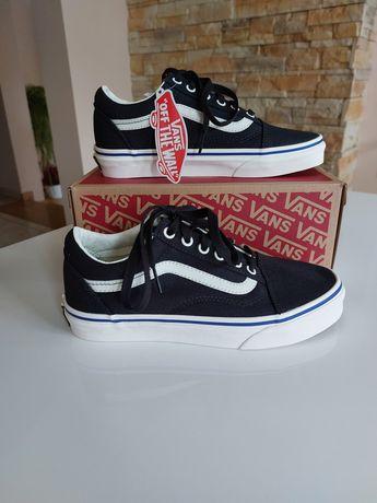 Nowe buty Vans Old Skool czarno-białe r. 36