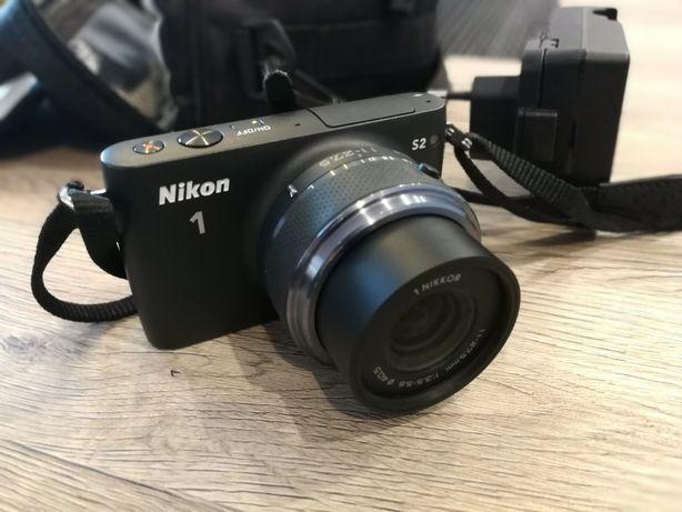 Nikon 1 S2 jak nowy