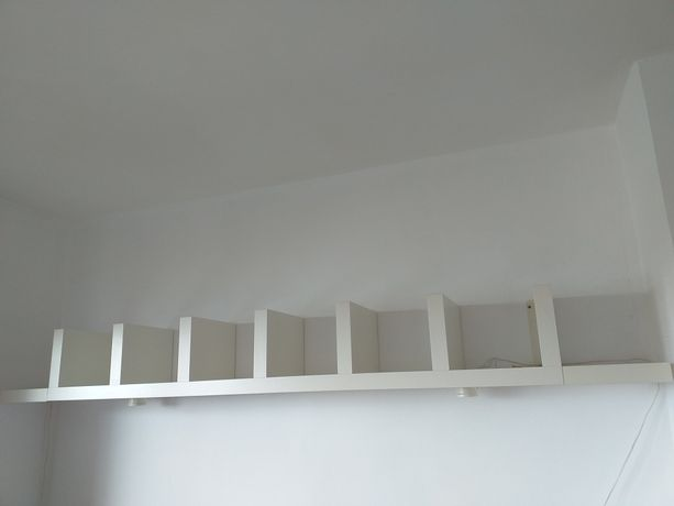 Półka wisząca  na książki