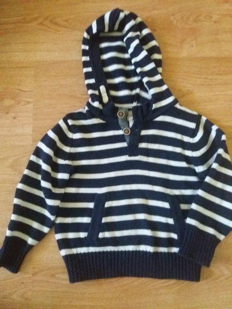 Sweter 92 H&M