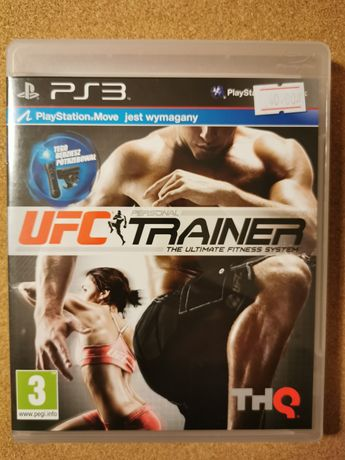 UFC Personal Trainer MOVE Ps3