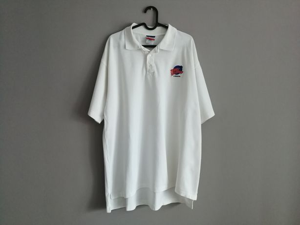 Polo Planet Hollywood London Vintage 90's Haft