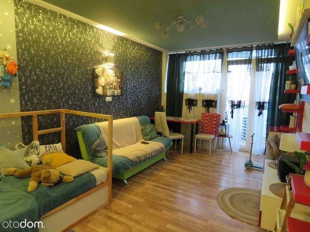 39m2, KW, rozkładowe 2 pokoje + ogródek,ul.Anczyca