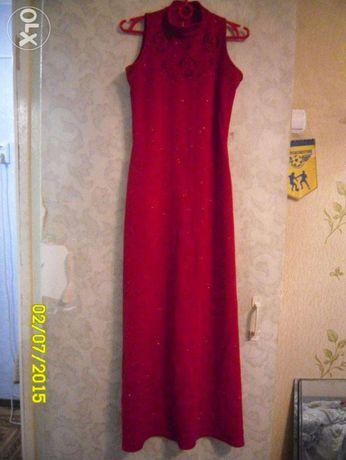 Продам шикарное платье вечернее.спрашивайте,хорошо уступлю!