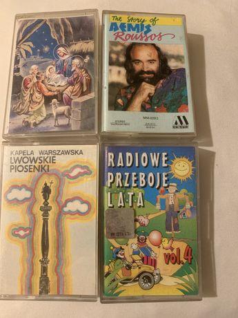 Mix kaset lata 90te
