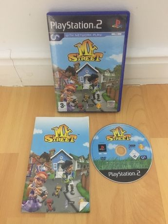 My Street PS2 PlayStation 2 UNIKAT Dla Kolekcjonerow!! Odbior/Wysylka