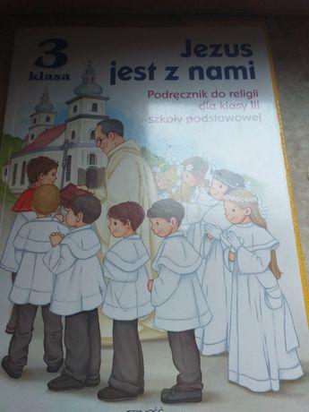 Książka do religii dla klasy 3
