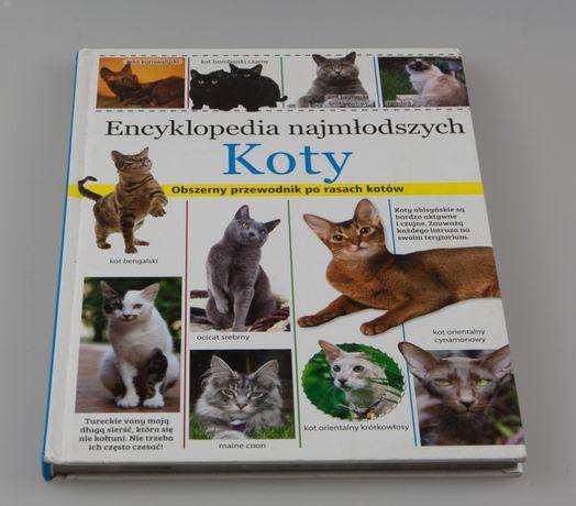 "Encyklopedia najmłodszych ""Koty"""