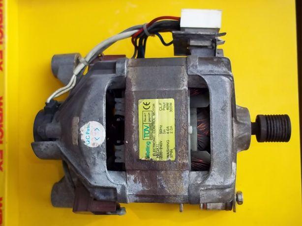 Двигатель к стиралке автомат, работает от 220 Вольт стоимостью 800 р.