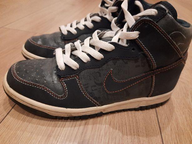 Buty młodzieżowe Nike 36,5 dziewczęce casual