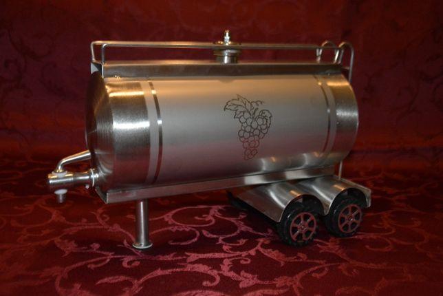 Cisterna Inox 2 Litros