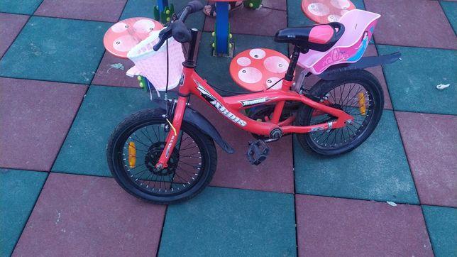 Велосипед до 8 років