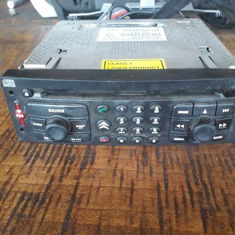 Radio citroen n3