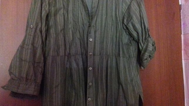 Koszula ciążowa i tunika