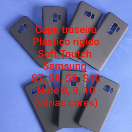 Capa Traseira S7 - S8 - S9 - S10 - Note 8 - Note 9 - Note 10
