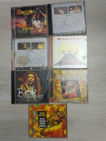 Conjunto CDs Bob Marley