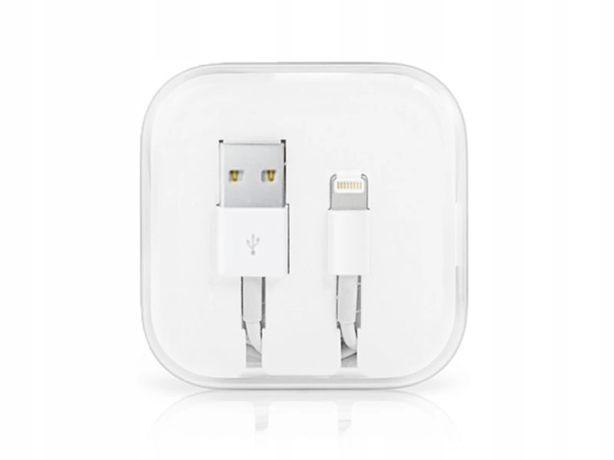Kabel USB do 8pin Apple iPhone 5 6 7 8 X iOS12 BOX
