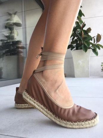 Sapatos Massimo Dutti